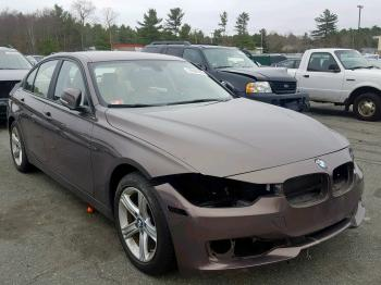 Salvage BMW 3 Series